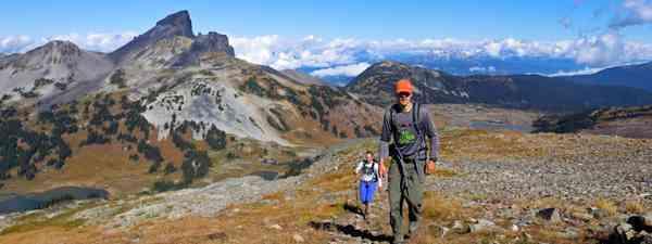 Sea to Sky Panorama Ridge, British Columbia (Cedric and Magee)