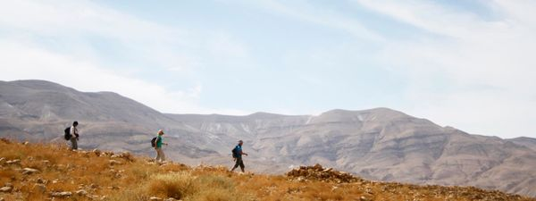 The Ultimate Guide to hiking the new Jordan Trail | Wanderlust