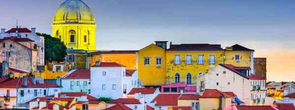 Lisbon skyline (Dreamstime)
