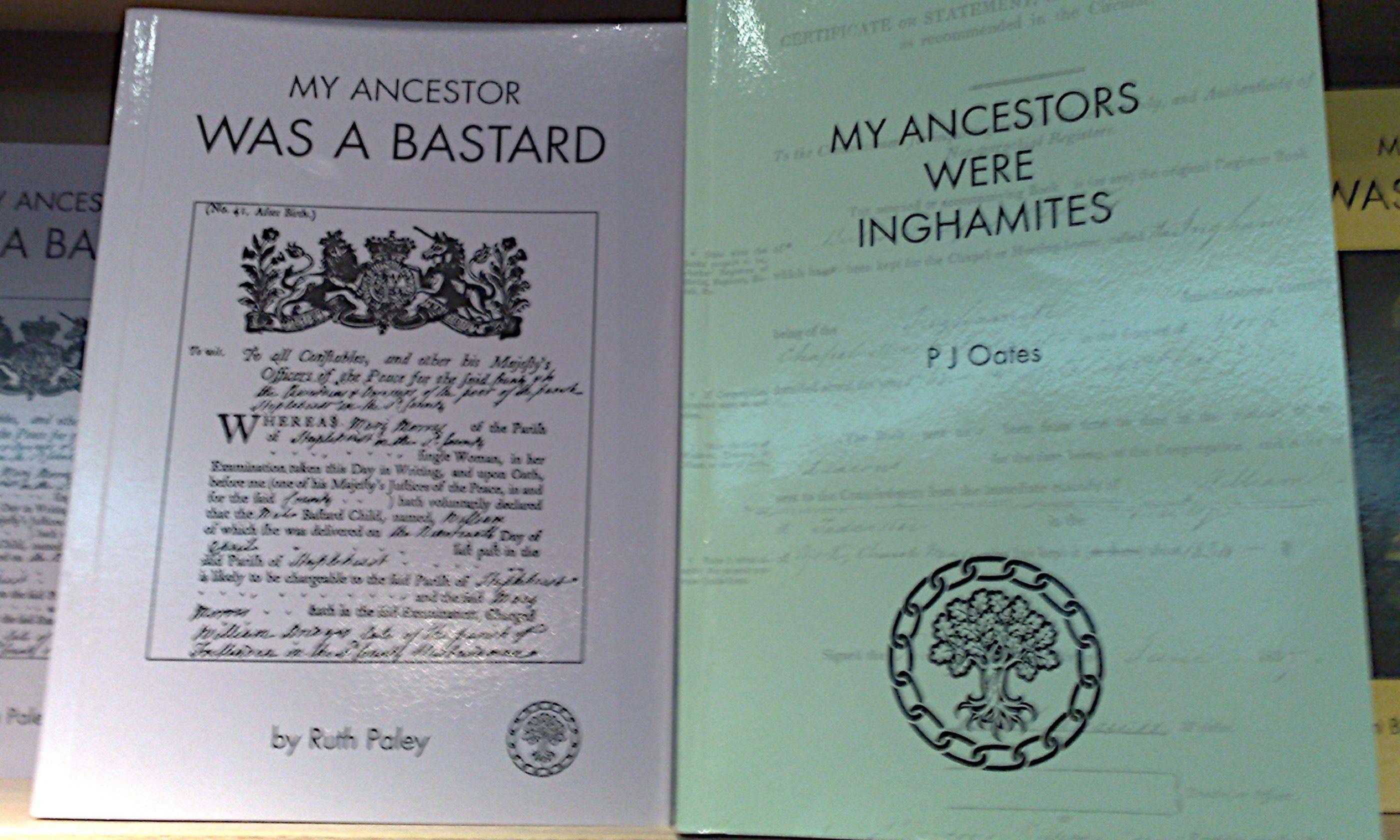 My Ancestors were bastards (Peter Moore)