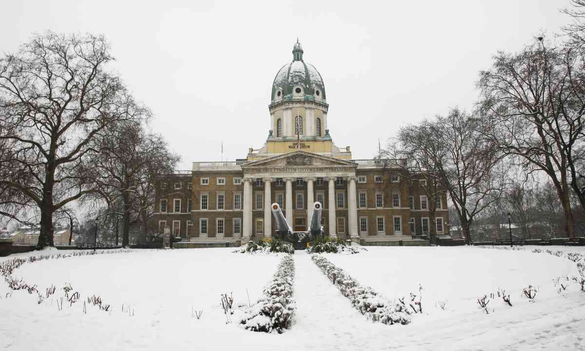 Imperial War Museum London (Shutterstock.com)