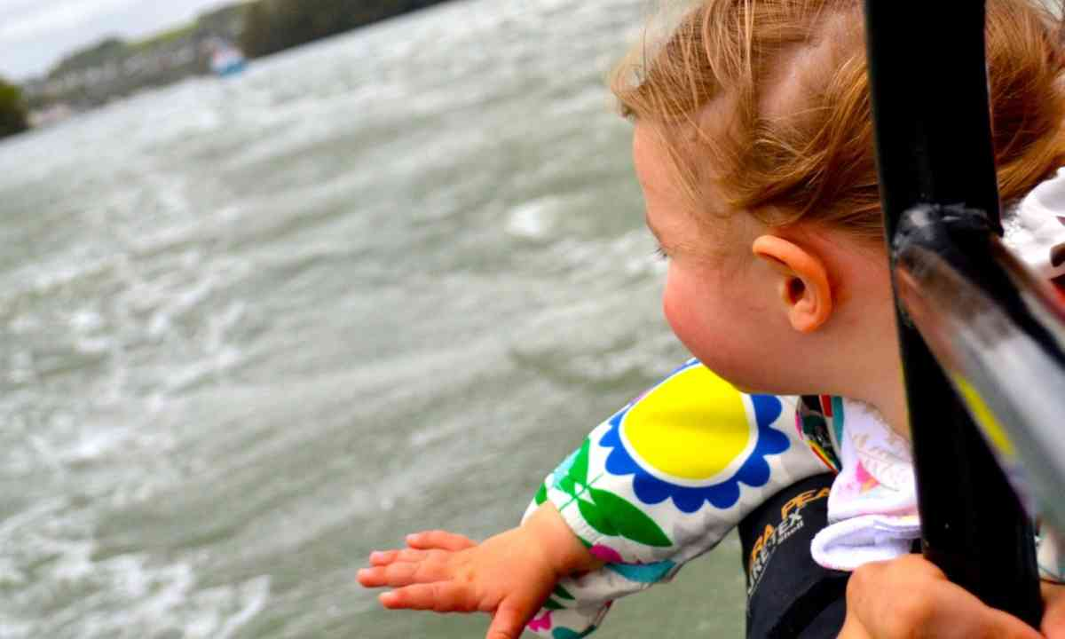 Fun on the water (Angharad Paull)