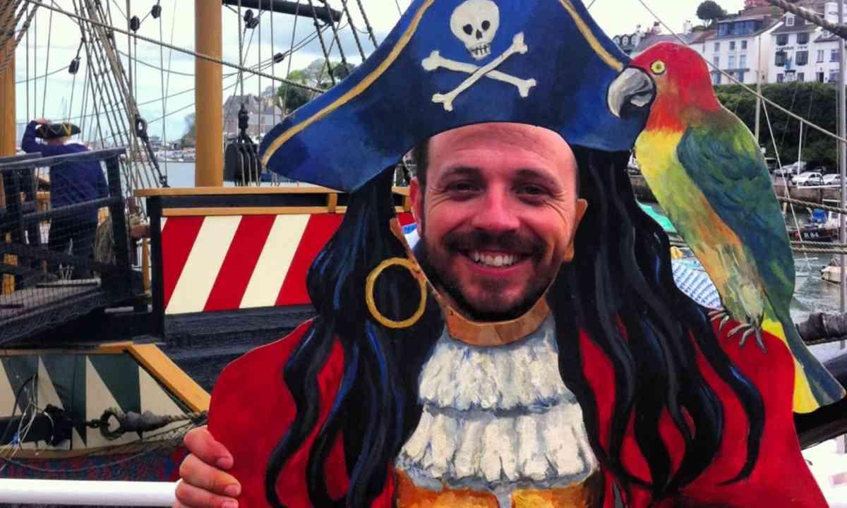 Brixham Pirate Festival (Angharad Paull)