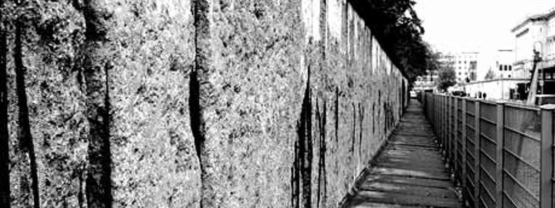 The Berlin Wall, 1989 (Abhijeet Rane)