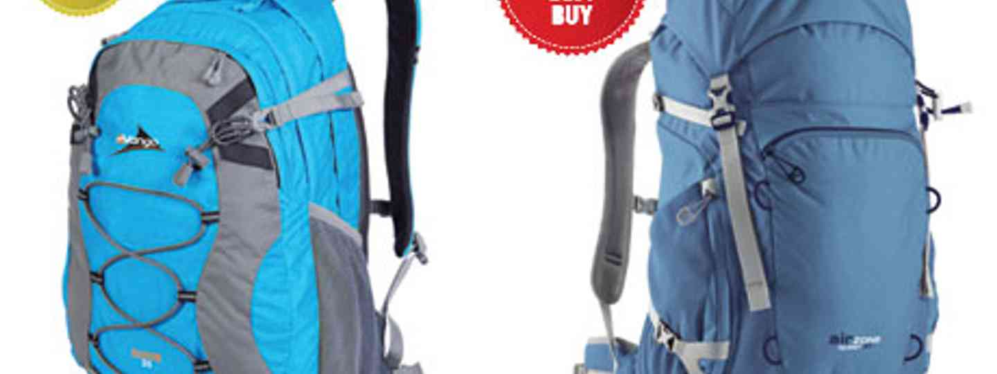 Advice on choosing a daypack