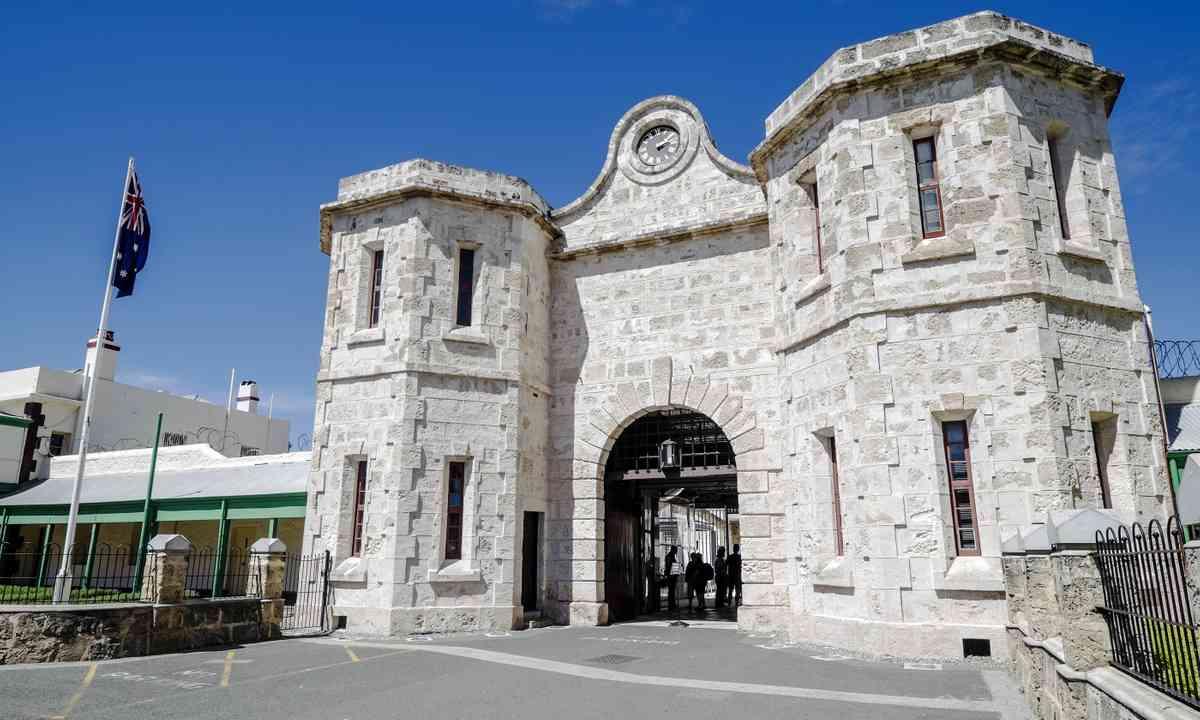 Fremantle Prison (Shutterstock.com)