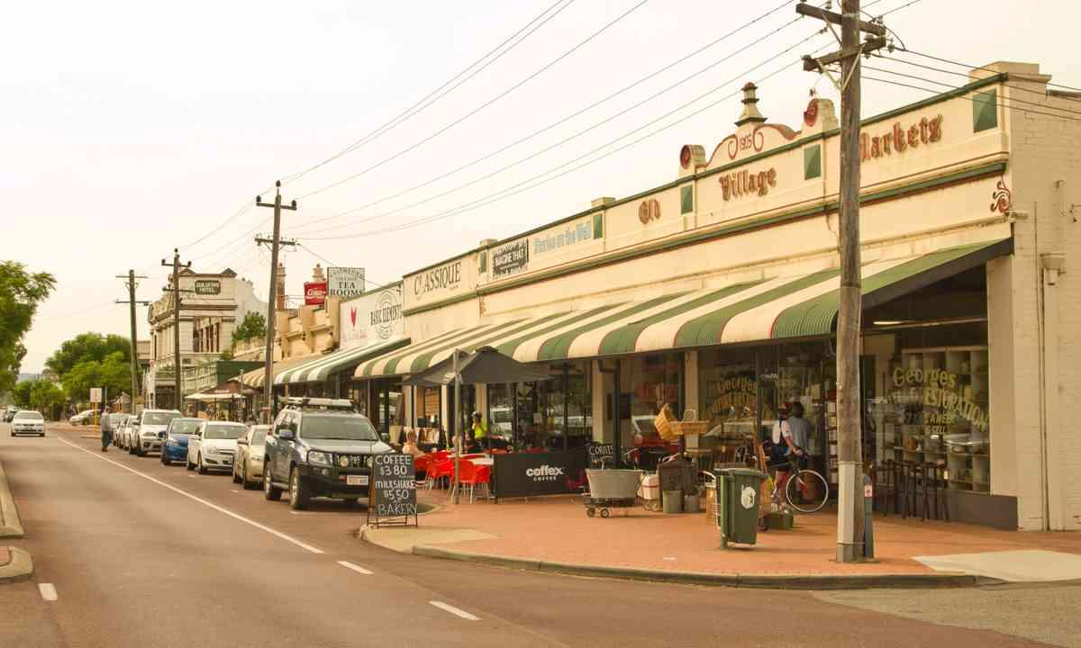 James Street (Creative Commons: Gnangarra)