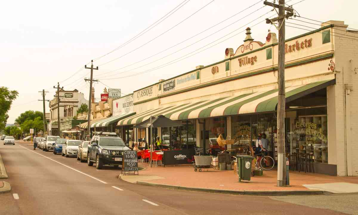 James Street (Creative Commons: Gnangarra)