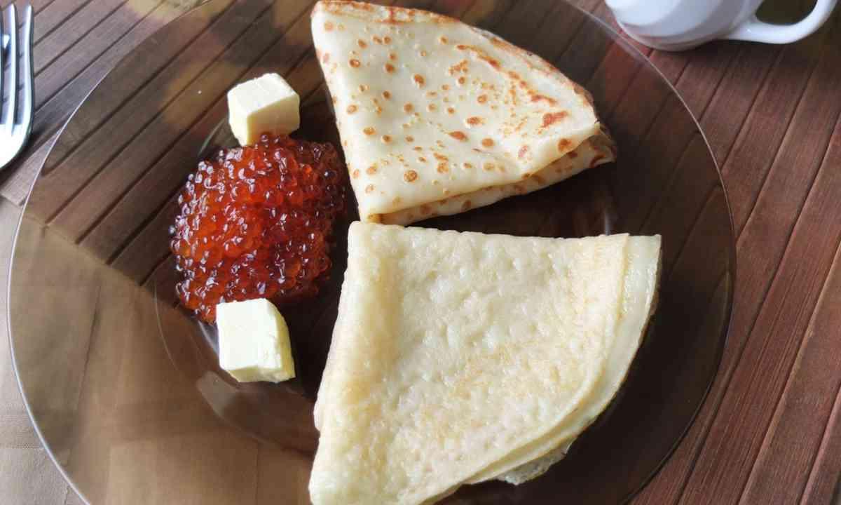 Caviar for breakfast (Matthew Woodward)