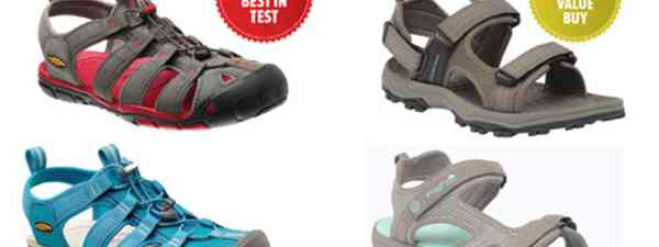 Sandals reviewed