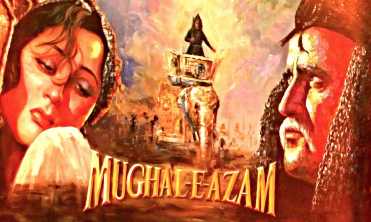 Indian movie poster (Dreamstime)