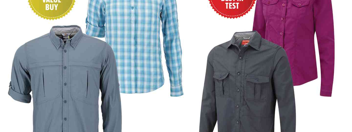 Travellers guide to travel shirts reviewed