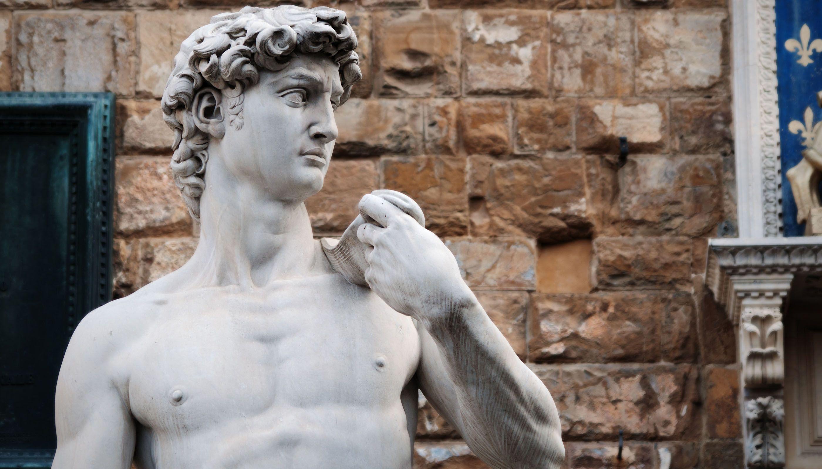 David in Palazzo Vecchio (Shutterstock.com)