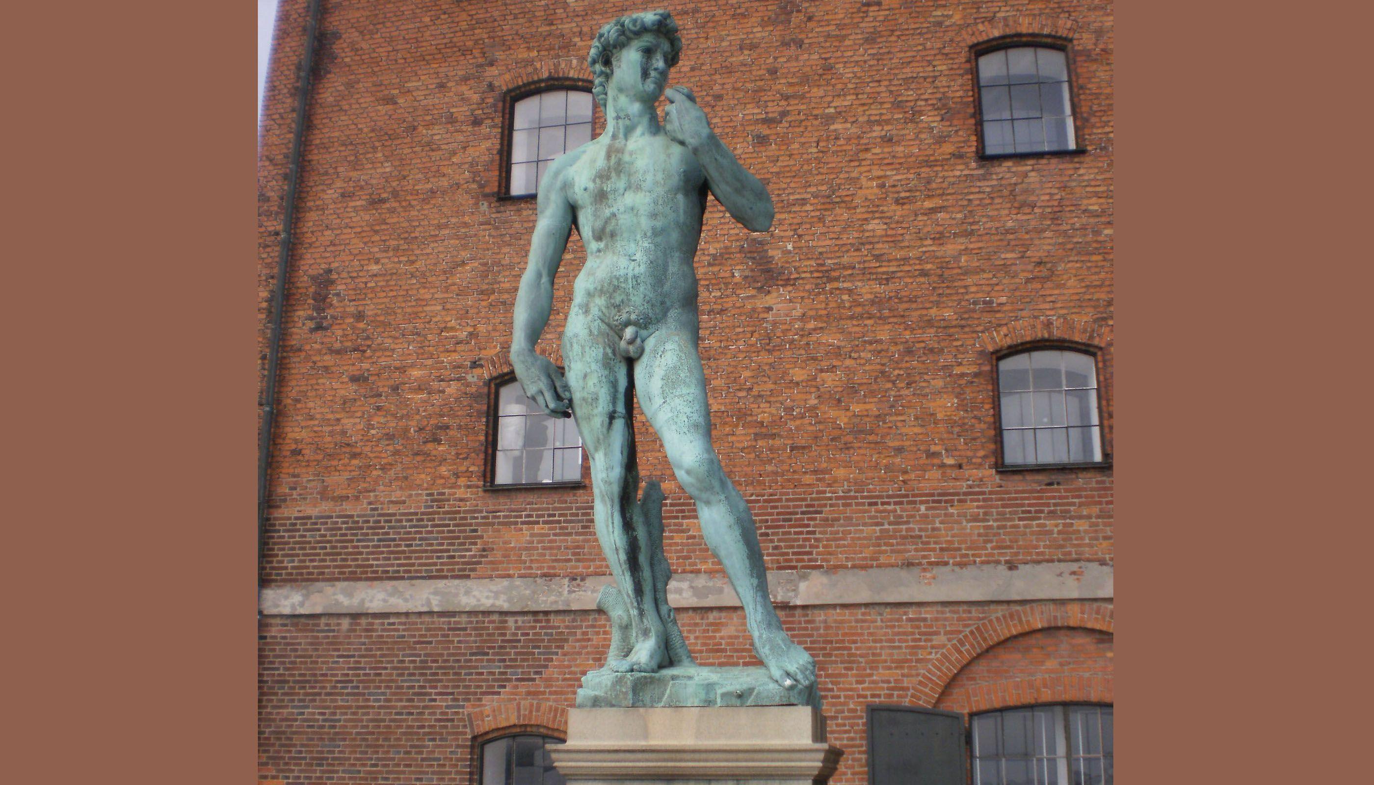 David in Copenhagen (Creative Commons: Shippmeansen)