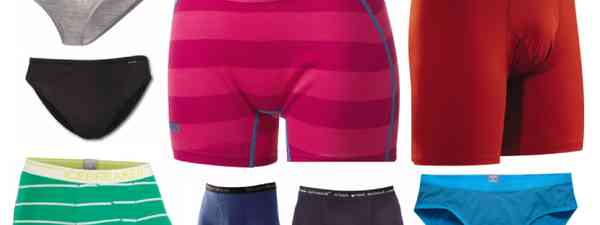 Traveller's guide to technical underwear