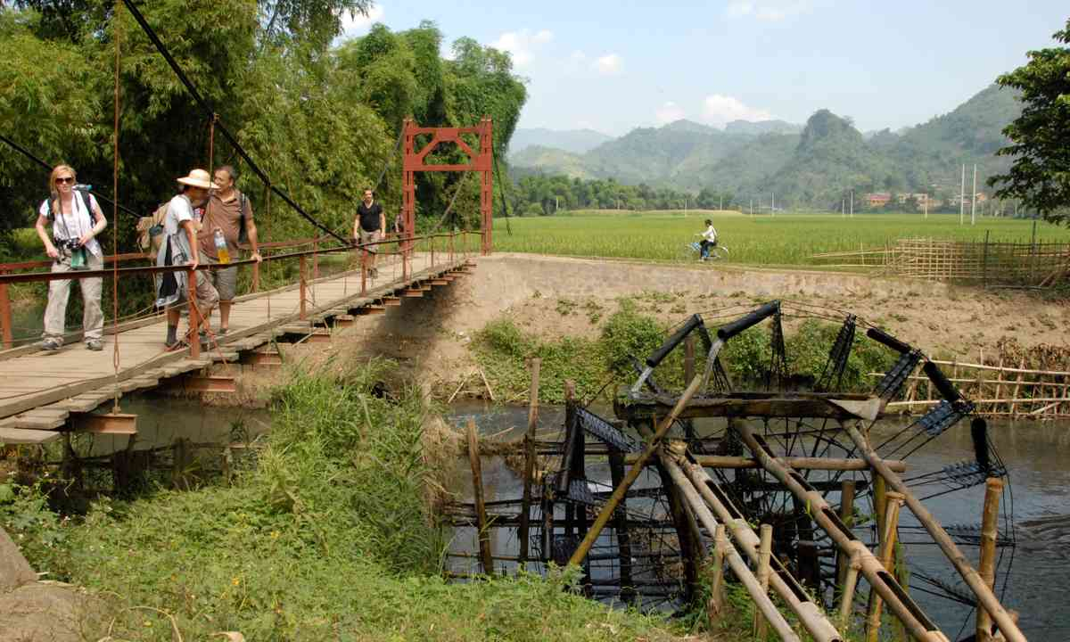 Ba Be National Park (Inside Vietnam)