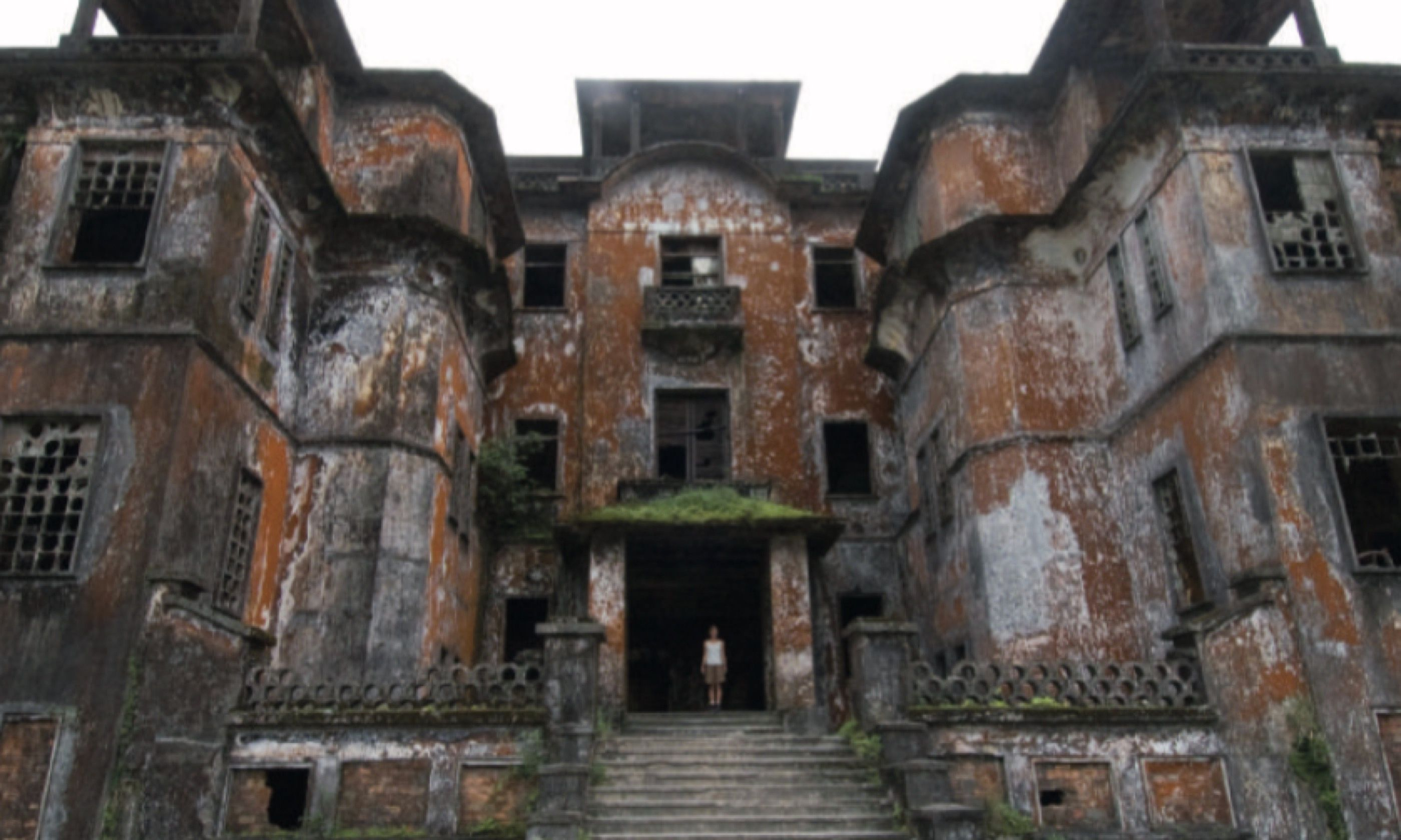 Booker Hill Station, Cambodia (Abandoned Places – Richard Happer)
