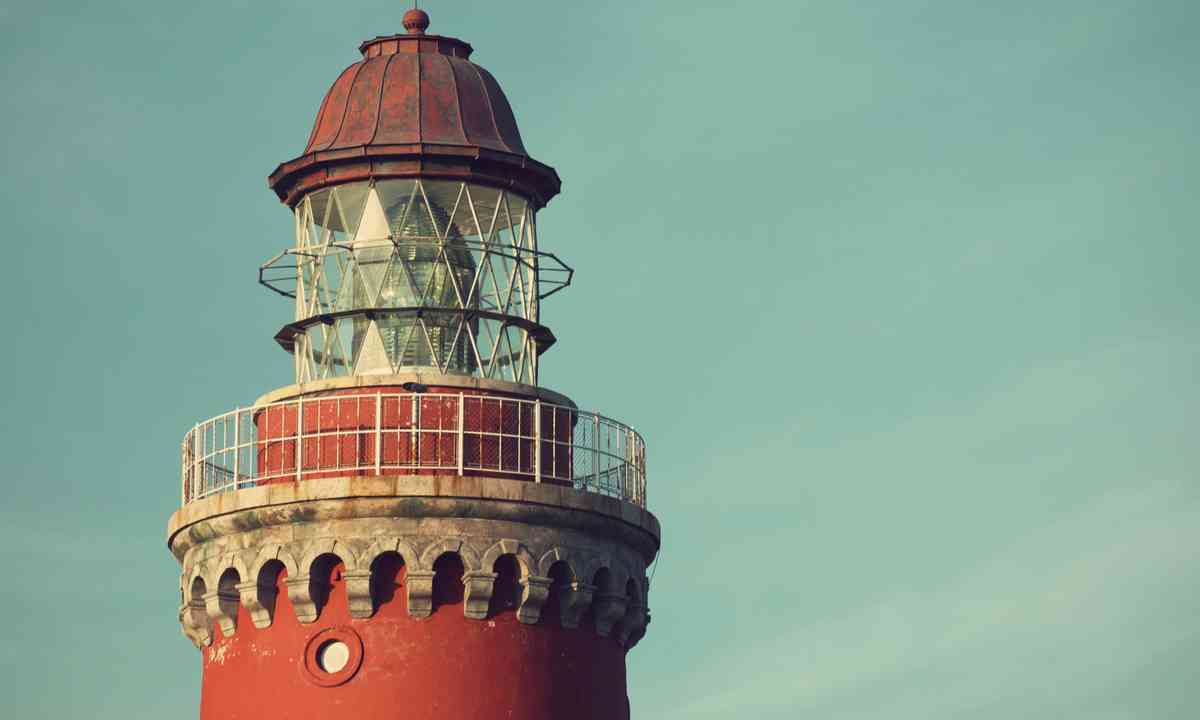 Lighthouse at Bovbjerg Fyr (Shutterstock.com)
