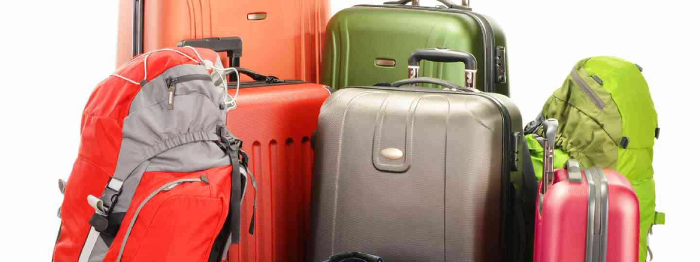 Luggage (Shutterstock)
