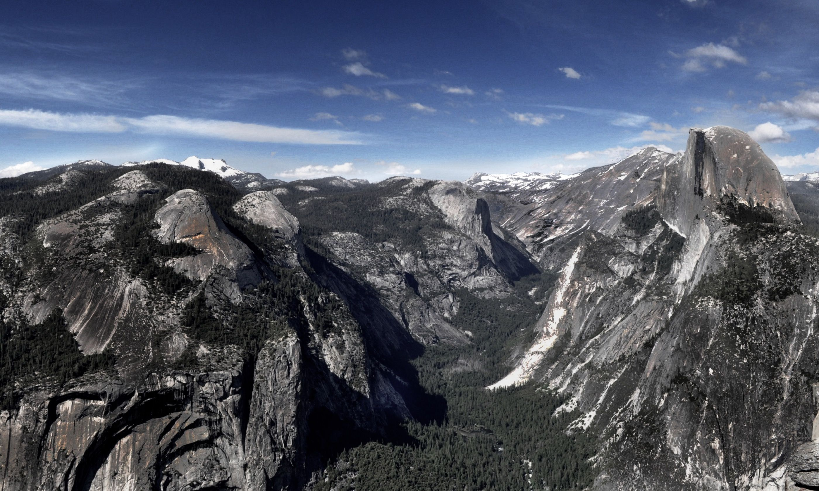 Cloud's Rest viewed from Glacier Point (Shutterstock.com)