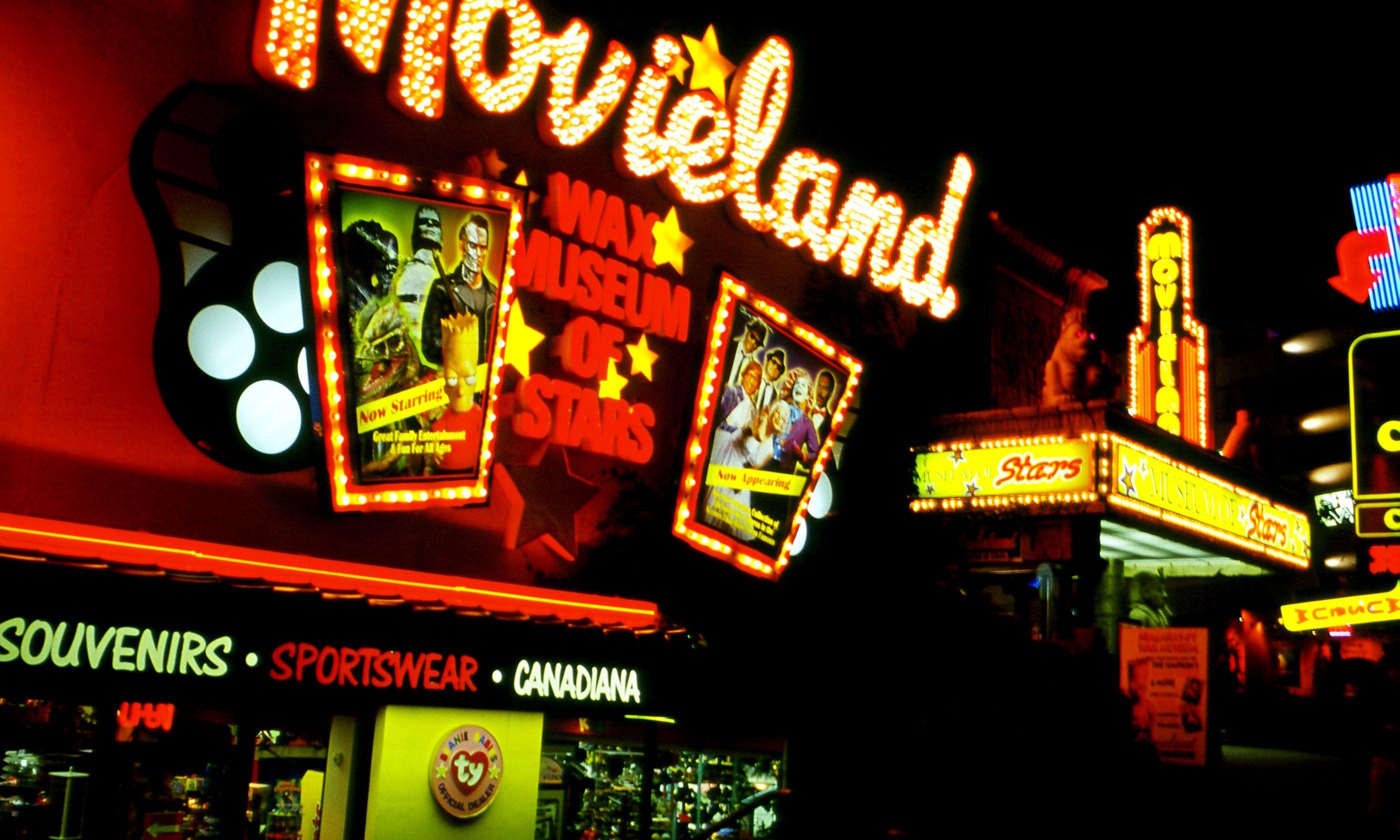 Movieland Wax Museum (Shutterstock.com)