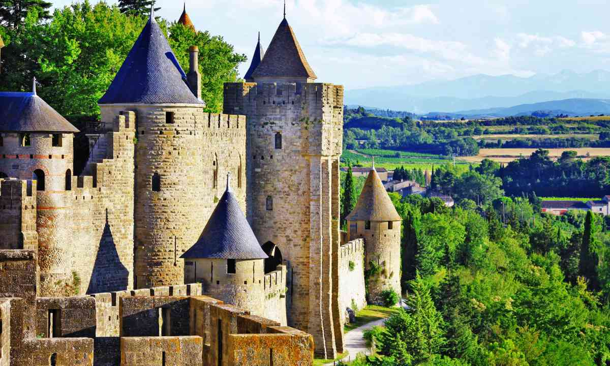 Carcassonne (Dreamstime)