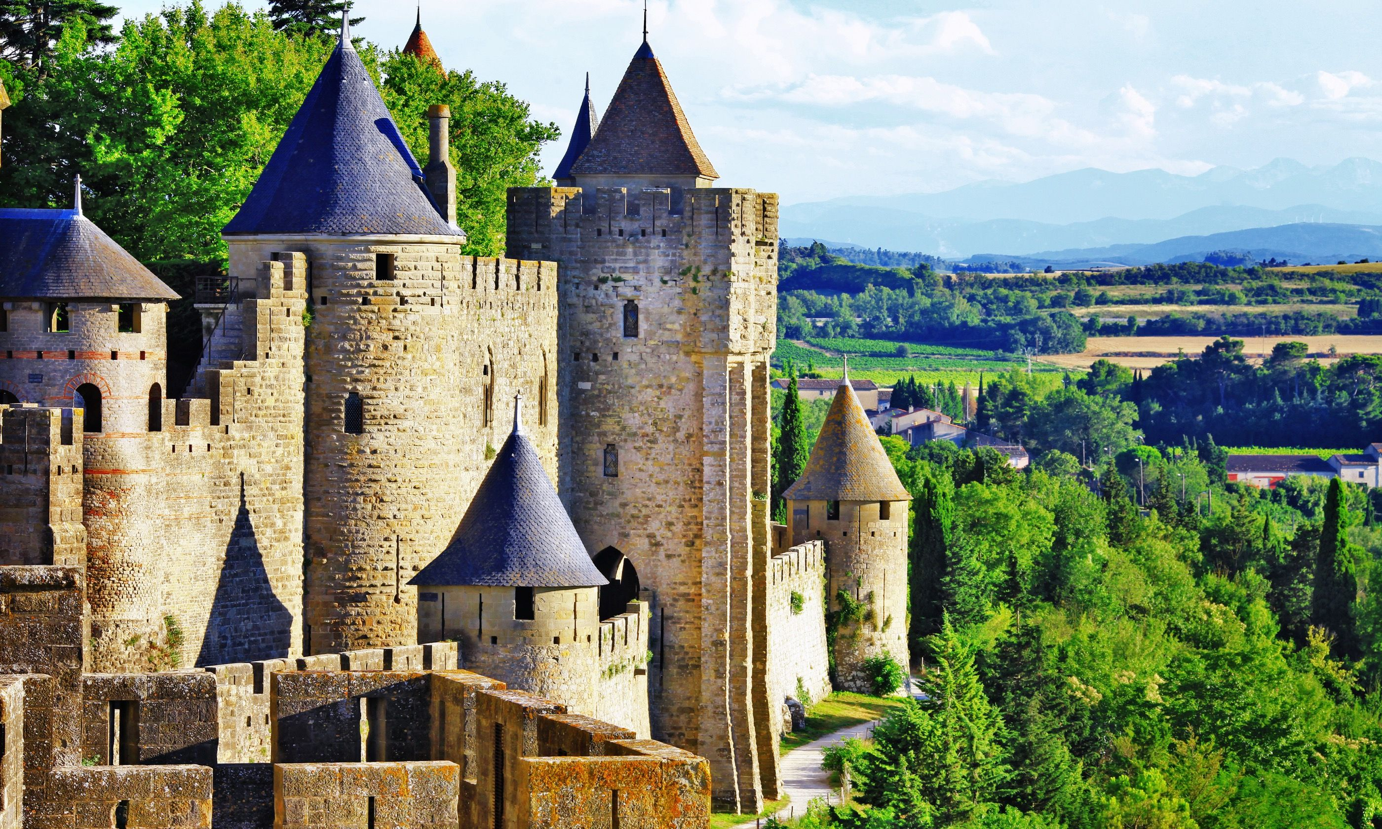 Carcassonne (Dreamstime)