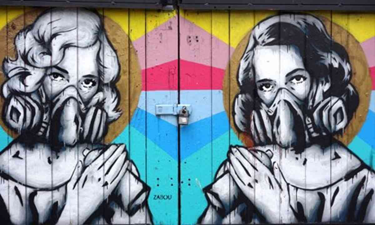 Brick Lane Street Art (Peter Moore)