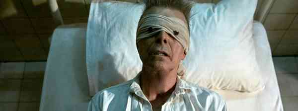 David Bowie (from Lazarus video)