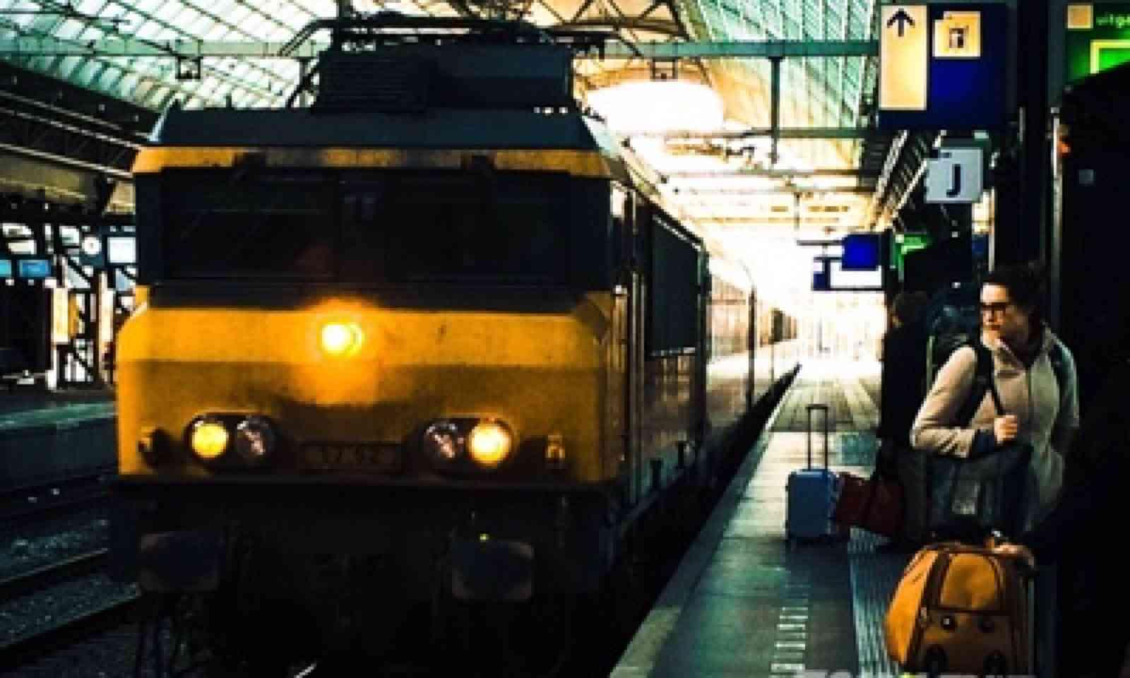 Amsterdam Centraal (Matthew Woodward)