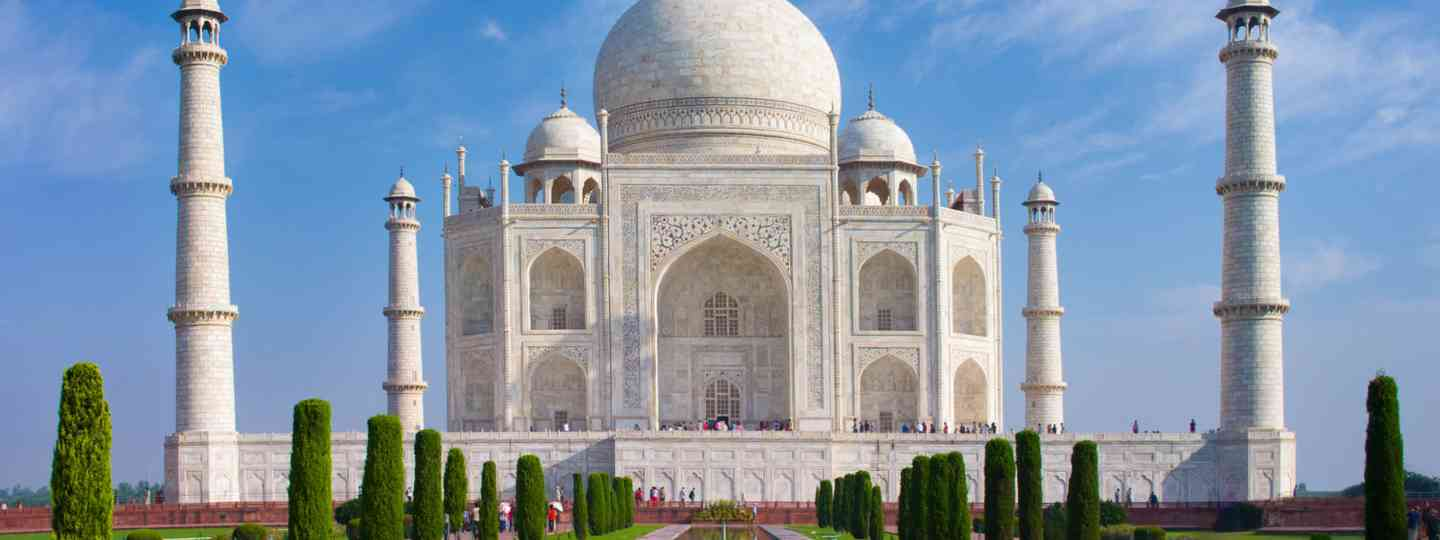 Taj Mahal, India (Dreamstime)
