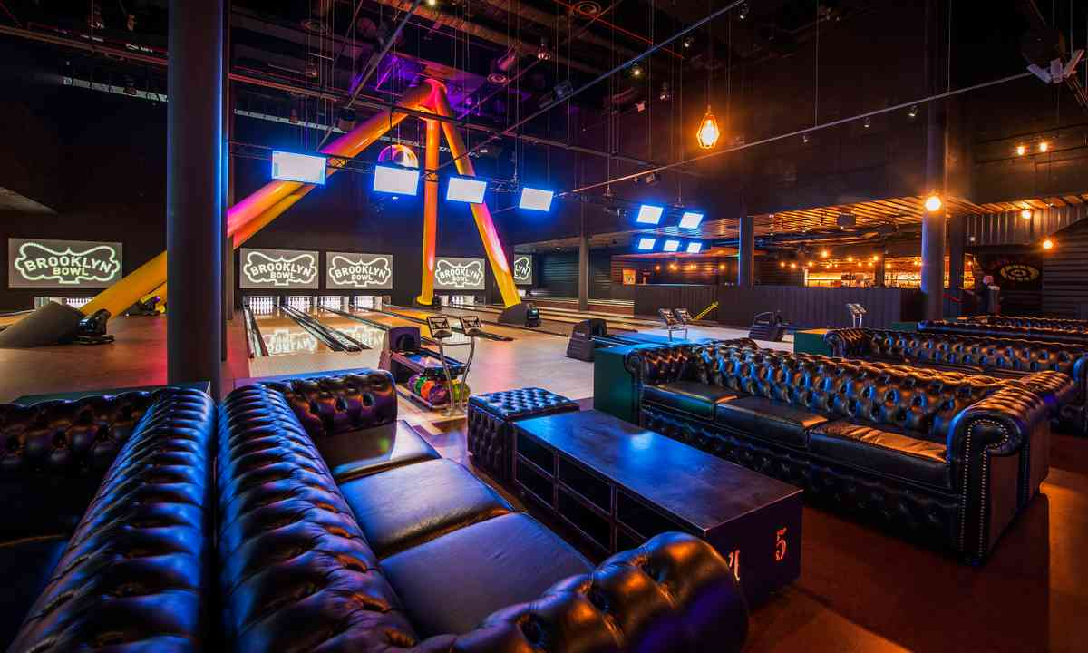 Brooklyn Bowl (Brooklyn Bowl.com)
