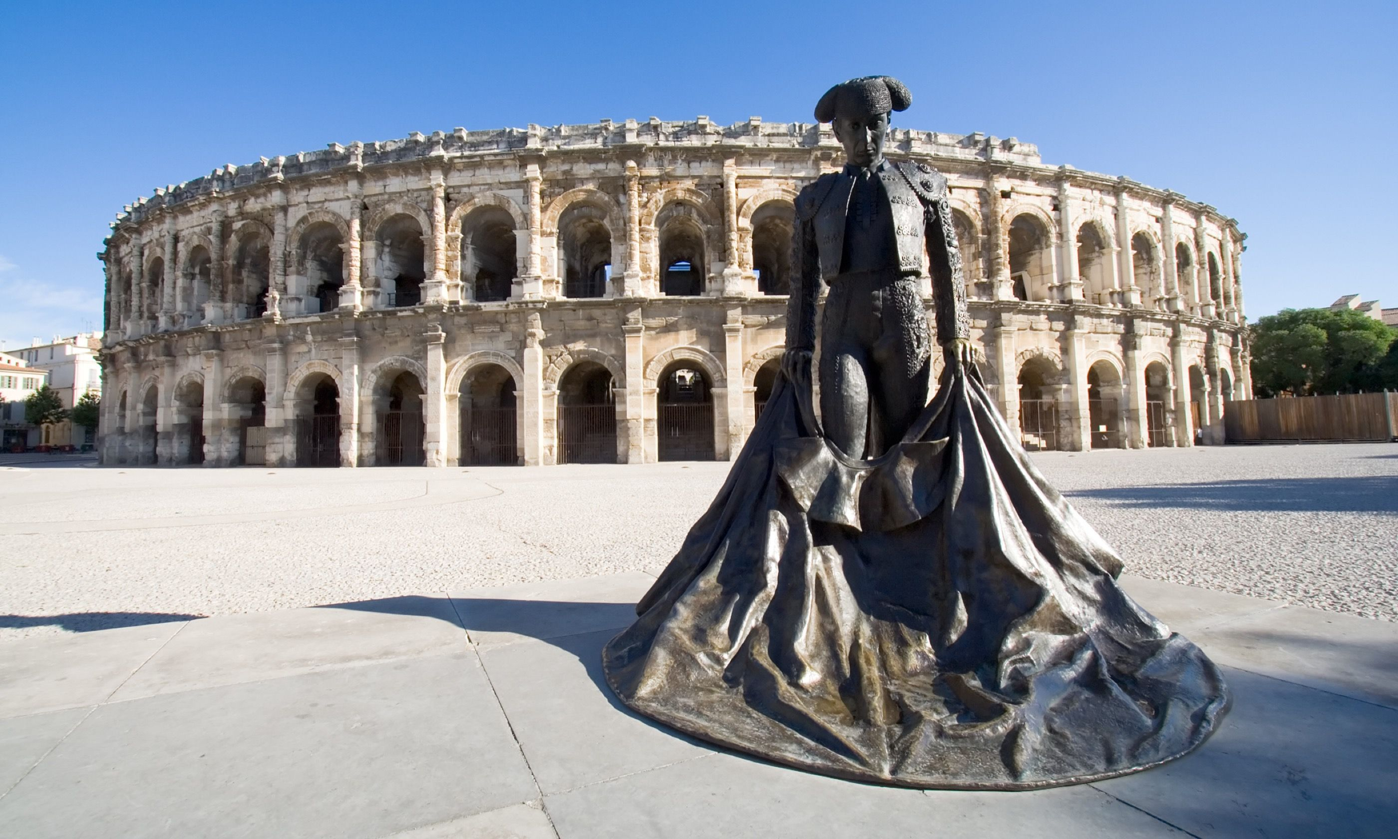 Amphitheatre of Nîmes (Shutterstock.com)