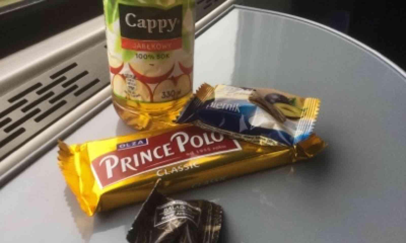 Train snacks (Matthew Woodward)