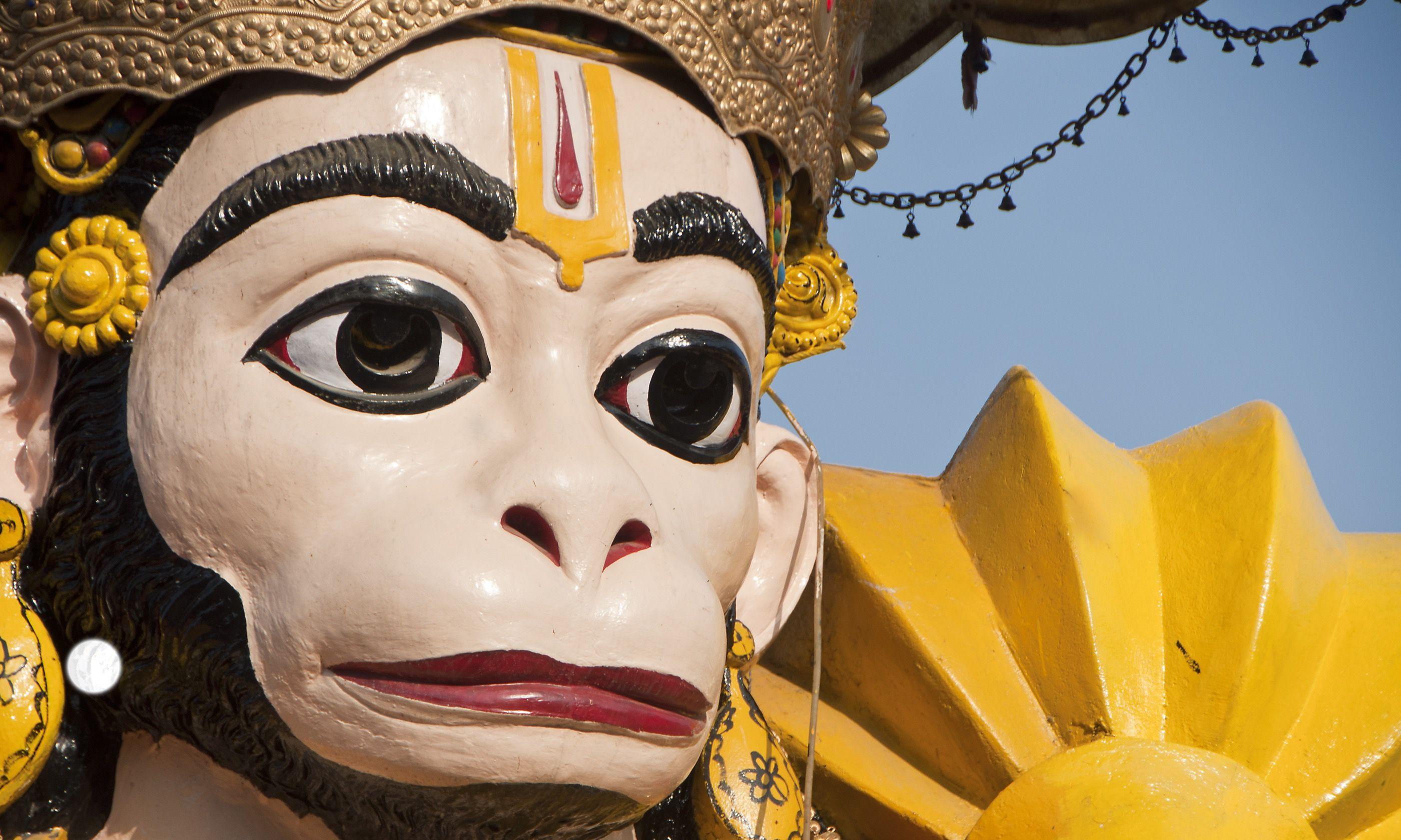 Monkey God (Shutterstock.com)