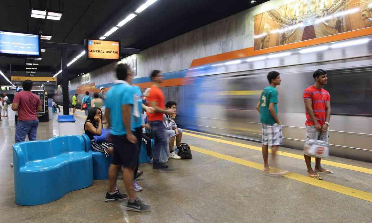 Rio Metro (Shutterstock.com)