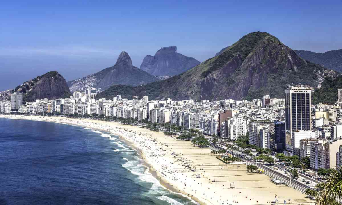 Apartments overlooking Copacabana (Shutterstock.com)