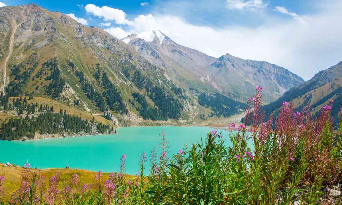 Big Almaty Lake (Shutterstock.com)