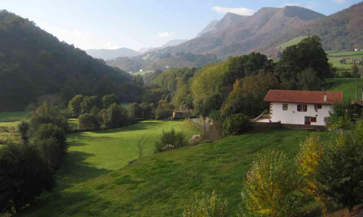 Baztan Valley (Shutterstock.com)