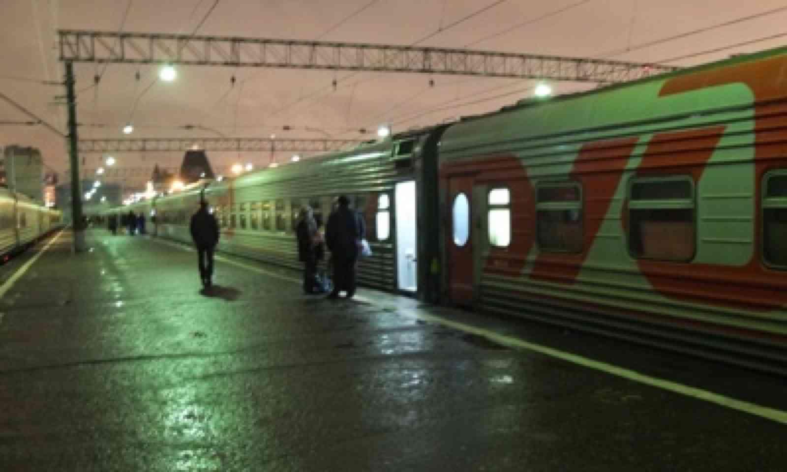 Train No 020 (Matthew Woodward)