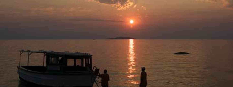 Fishermen on Lake Malawi (Sarah Depper)
