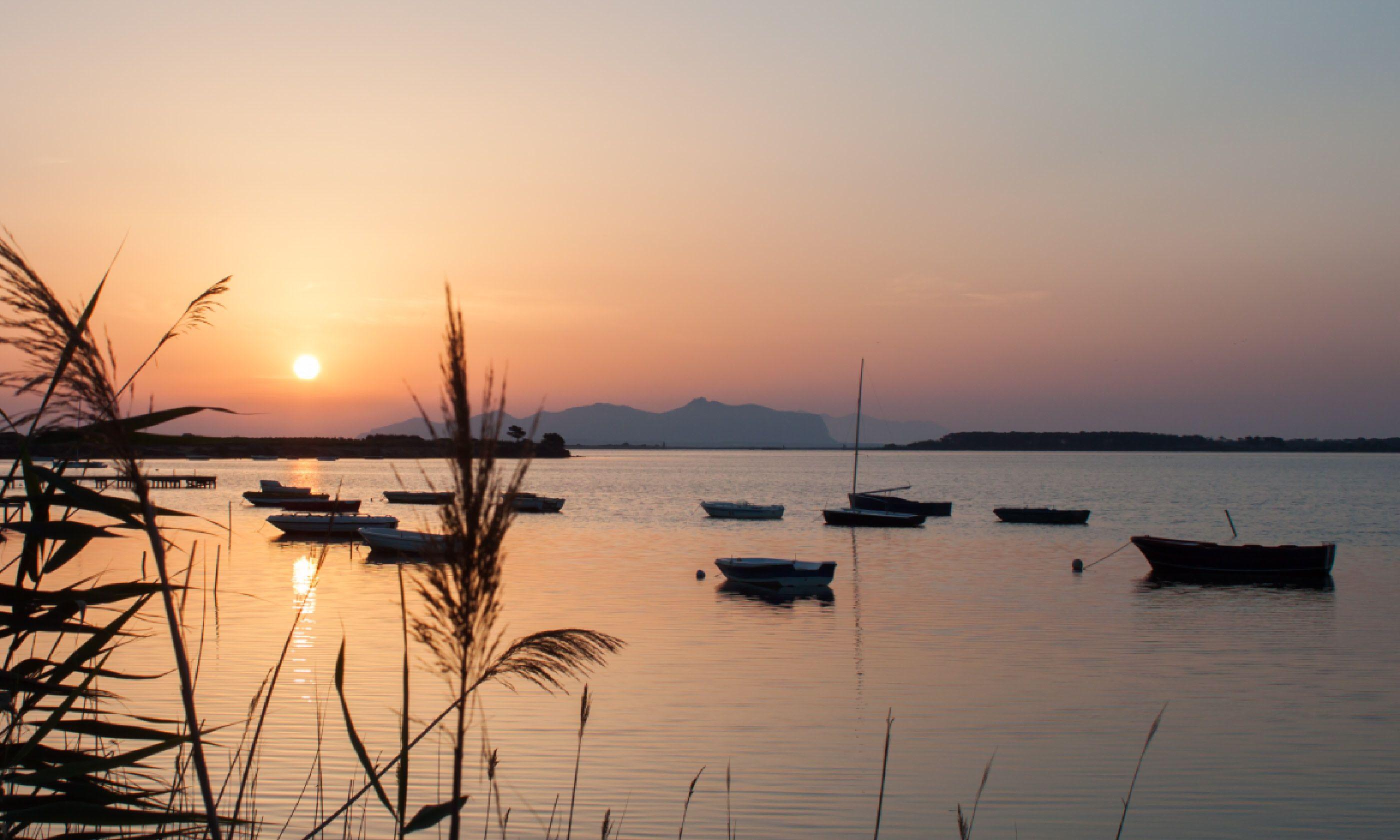 Sunset at Mozia, Sicily (Shutterstock)