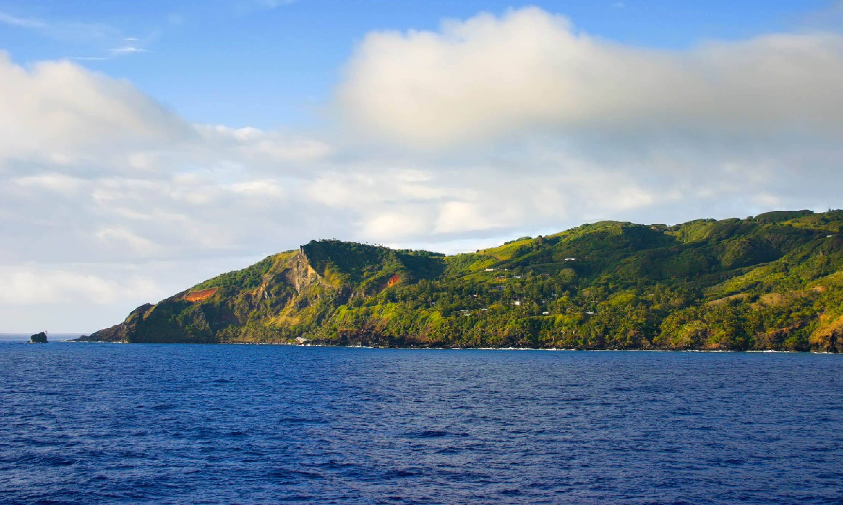 Pitcairn Island (Shutterstock)