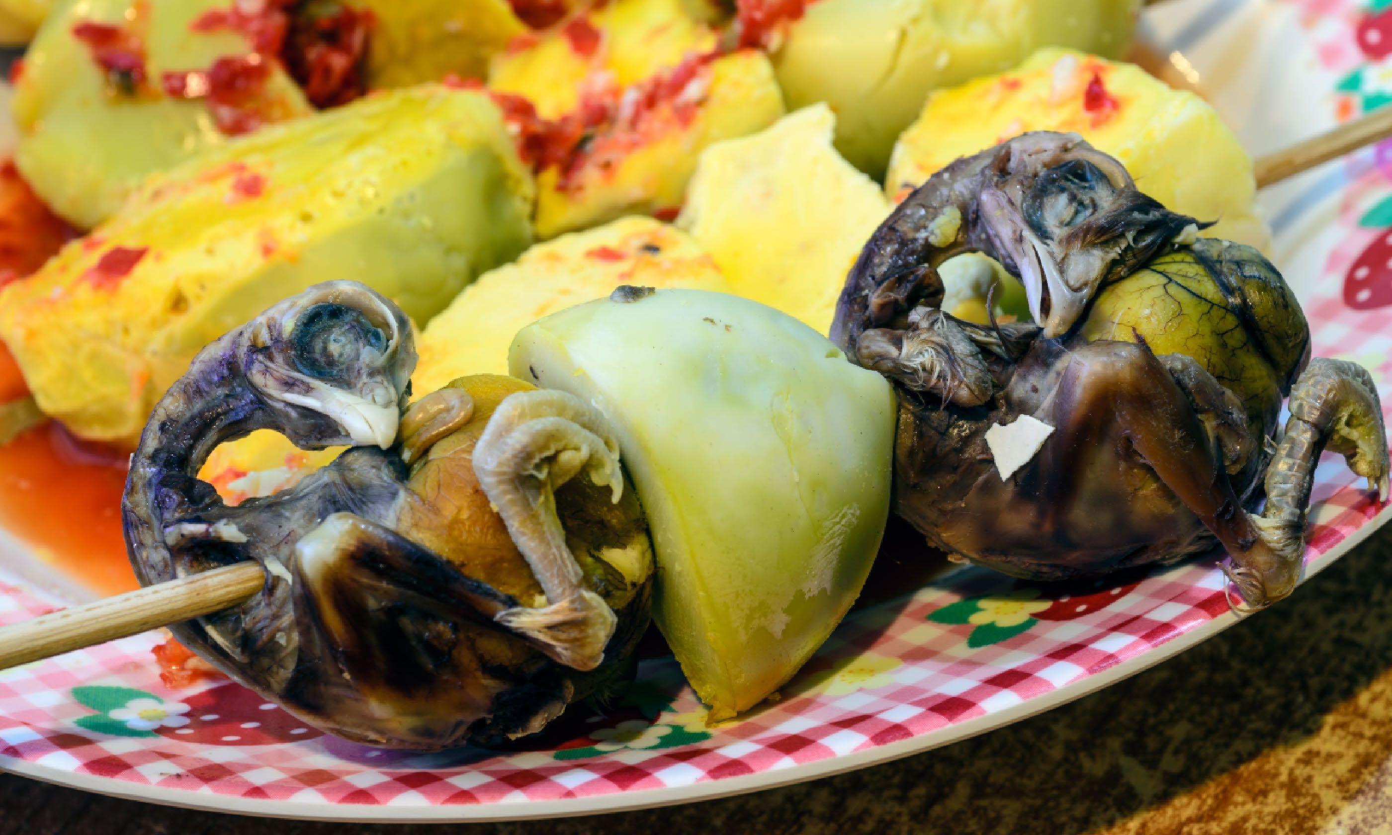Balut (Shutterstock)