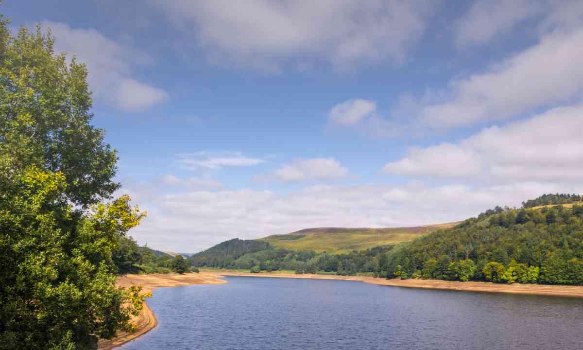 Upper Derwent Reservoir (Shutterstock)