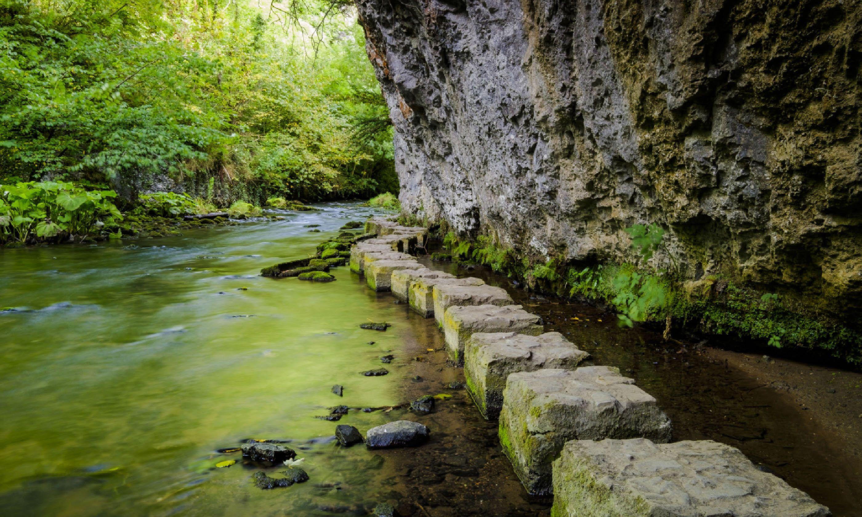 River Wye in Chee Dale (Shutterstock)
