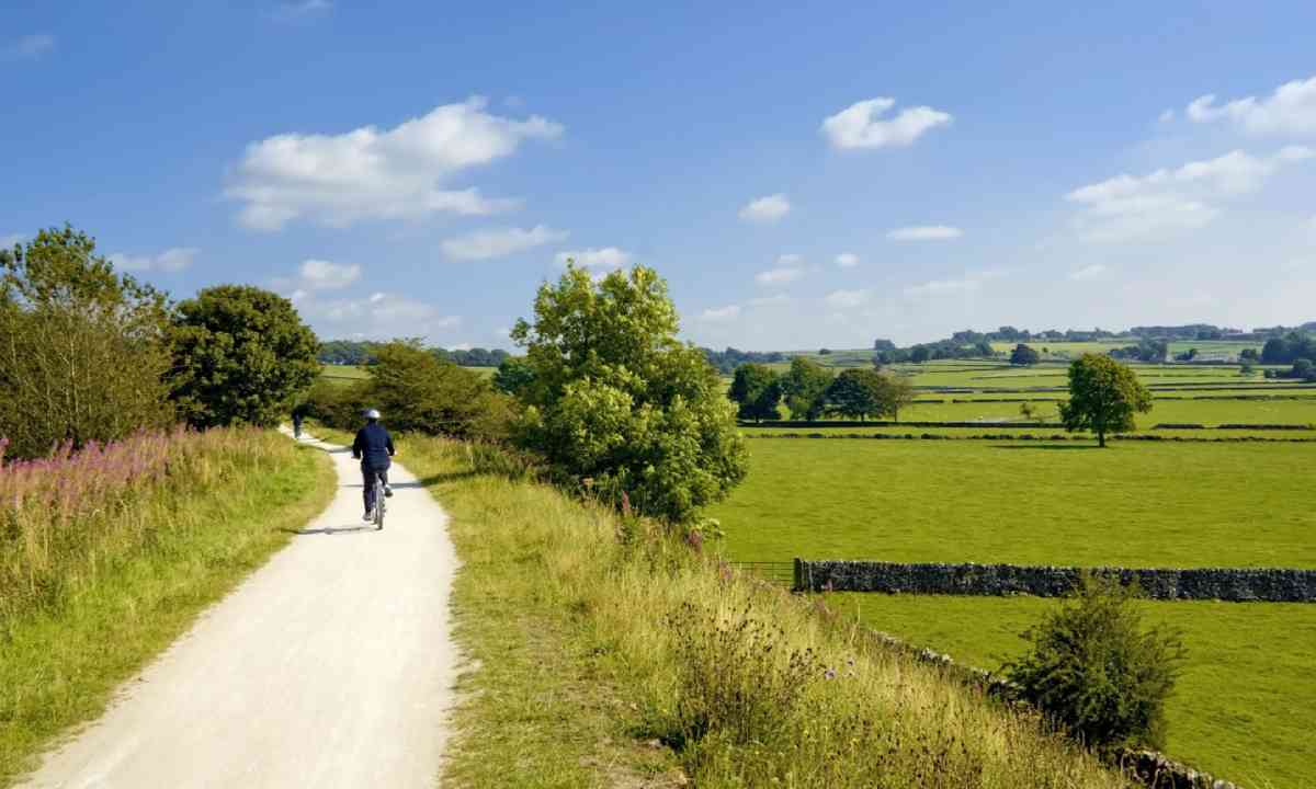 Tissington Trail (Shutterstock)