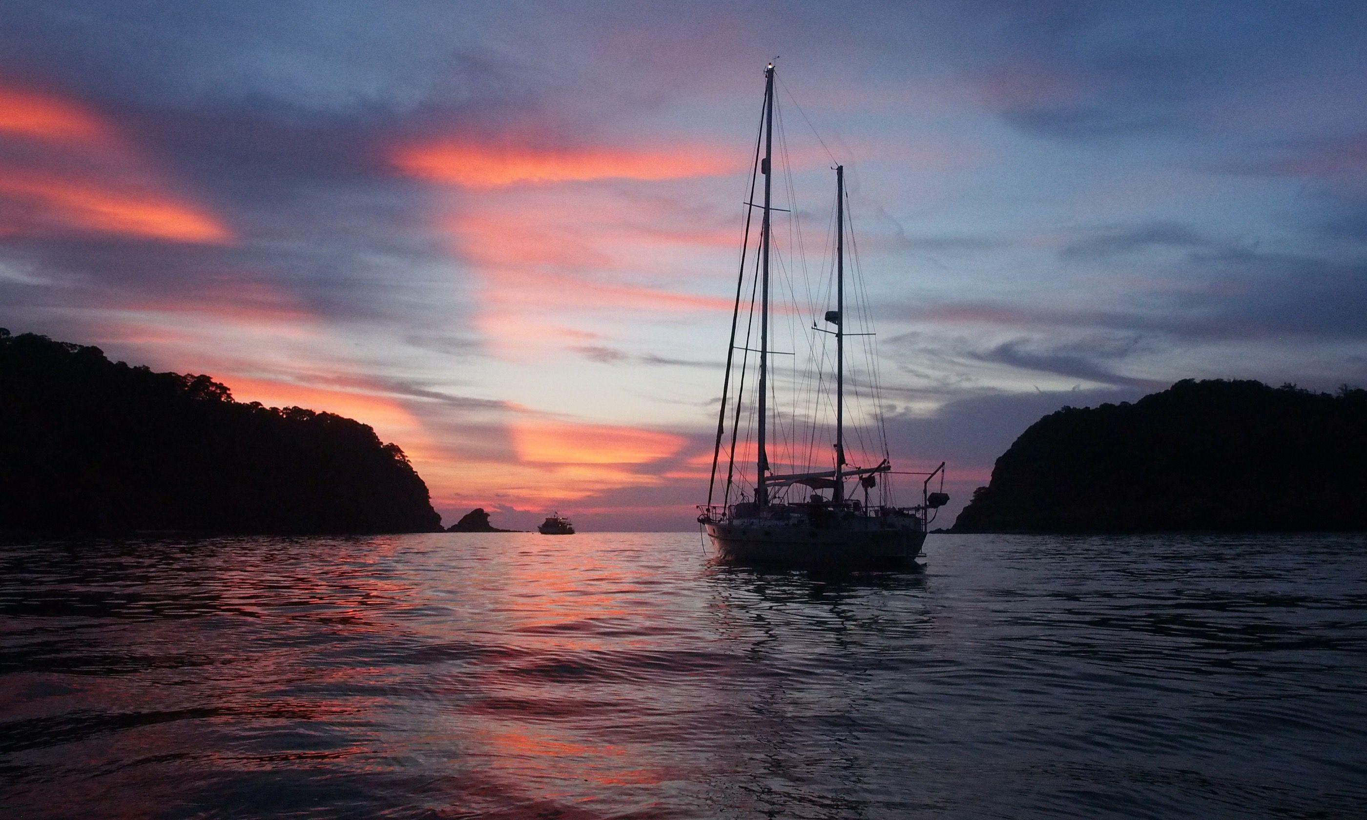 Thai sunset (Liz Cleere)