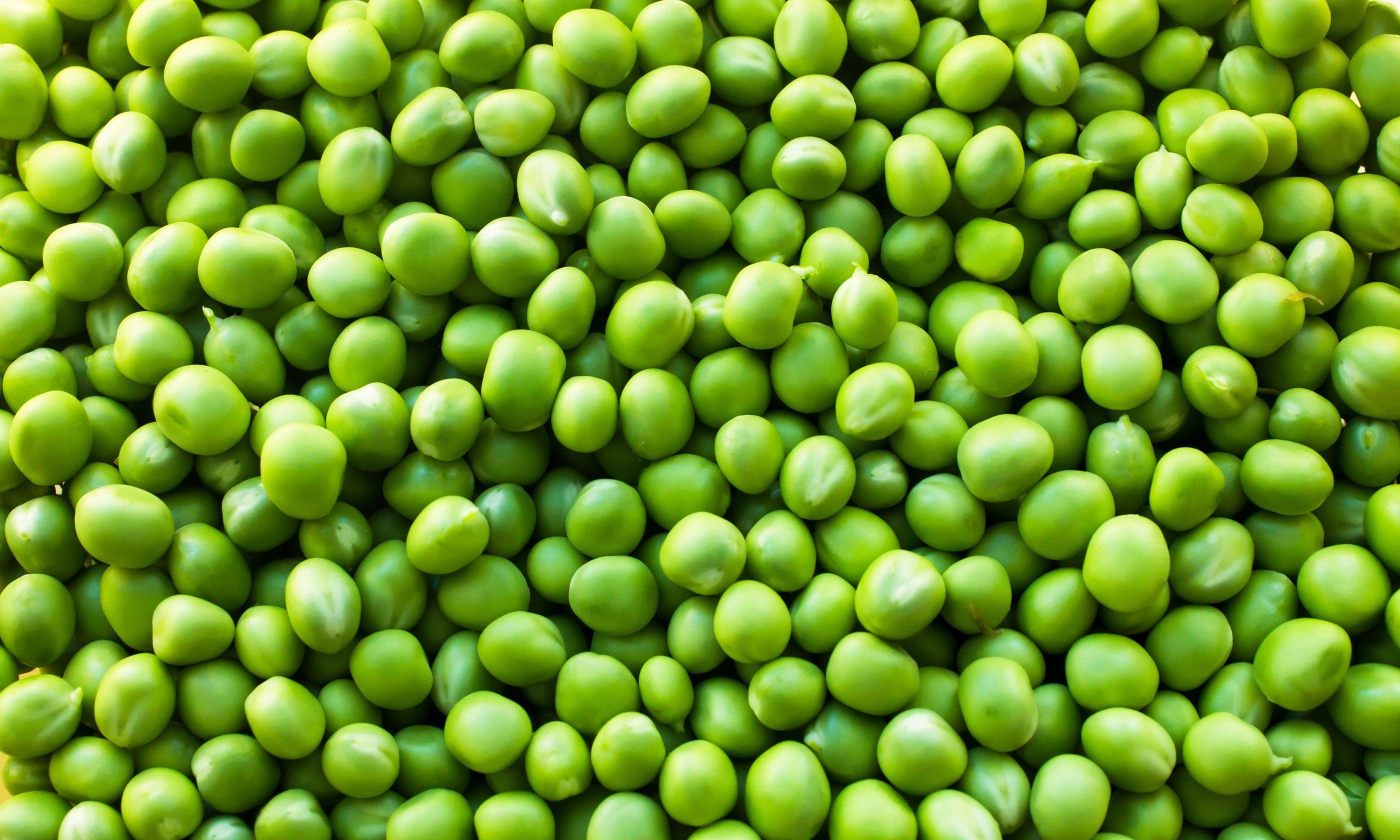 Green peas (Shutterstock.com)
