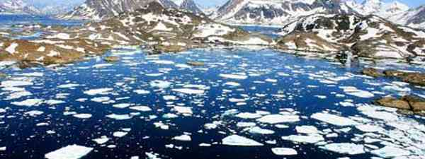 Arctic adventures await... (Christine Zenino)